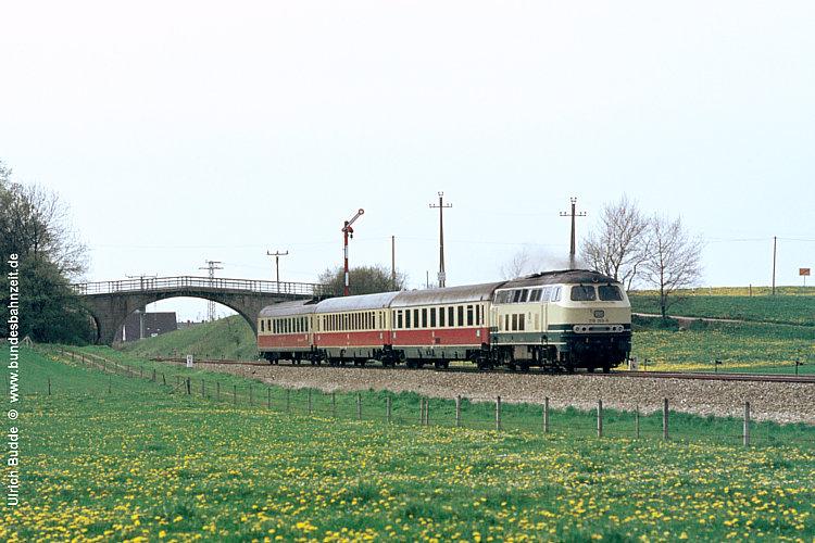 Züge in Langeweihla/Schnellzüge B15-218_359