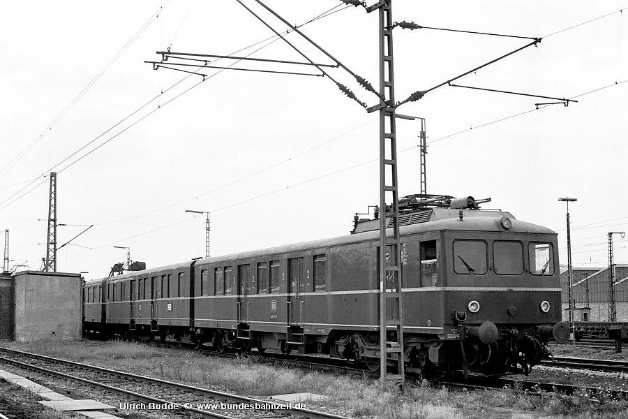 Die bundesbahnzeit altbau elloks in regensburg und besch for Lampen regensburg
