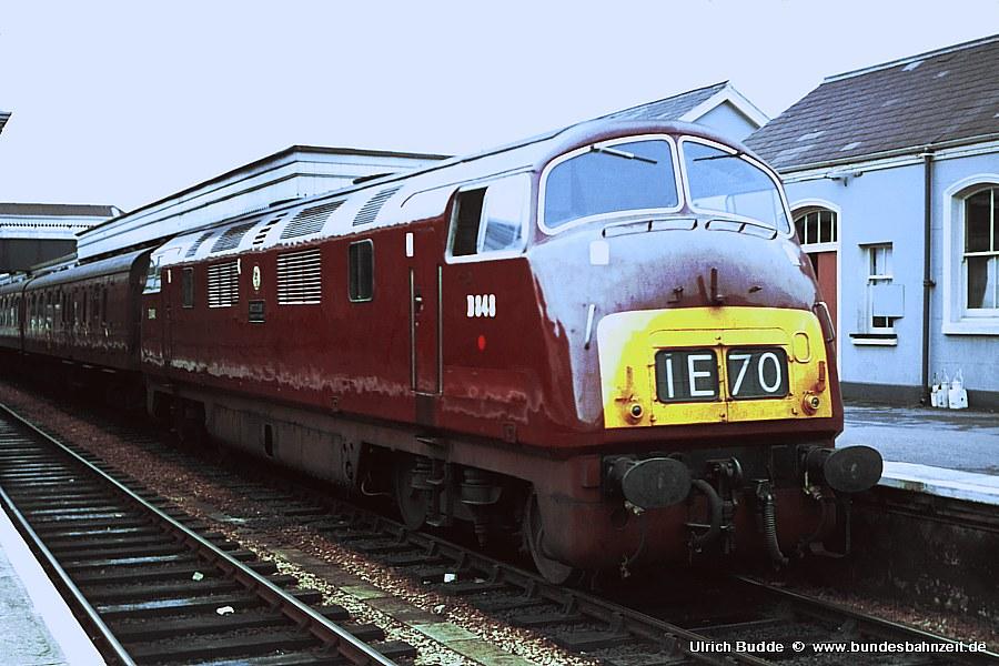 die bundesbahnzeit british rail 40 years ago diesels electrics part i ii. Black Bedroom Furniture Sets. Home Design Ideas