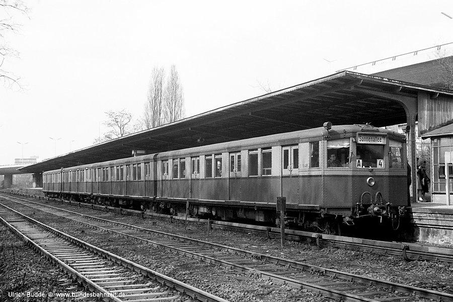 Die Bundesbahnzeit Berlin 1969 Reise In Eine Geteilte Stadt